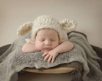 Baby lamb hat  46f1812520d