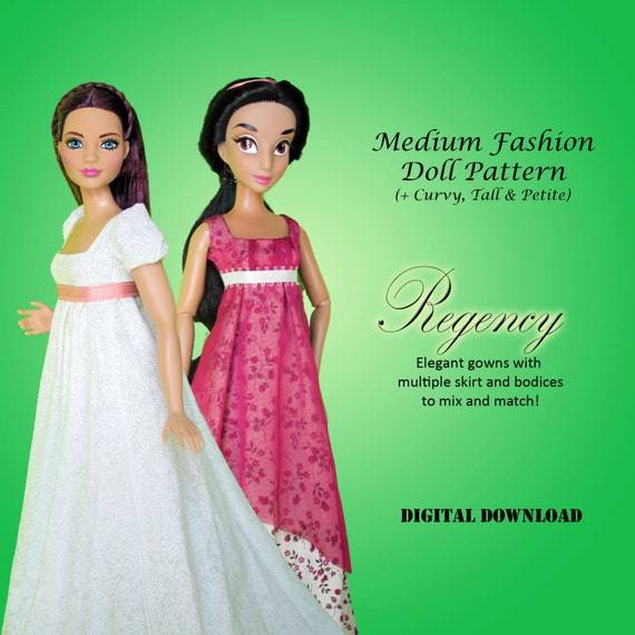 NEW Barbie Evolution Fashionista Original Doll Green Ruffle Skirt ~ Clothing
