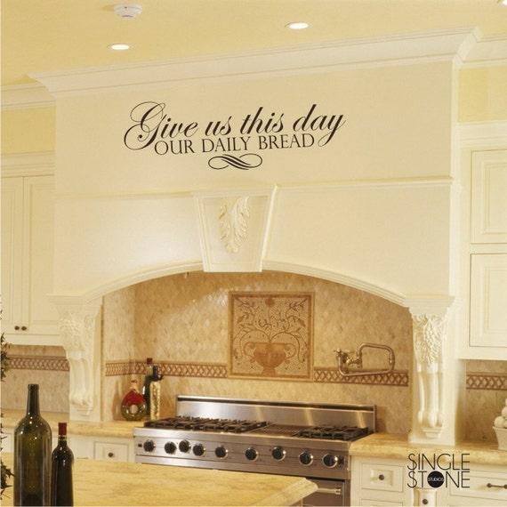 Mais Premier Café Style Home Decor Nourriture Boisson Wall Decal Vinyl autocollant
