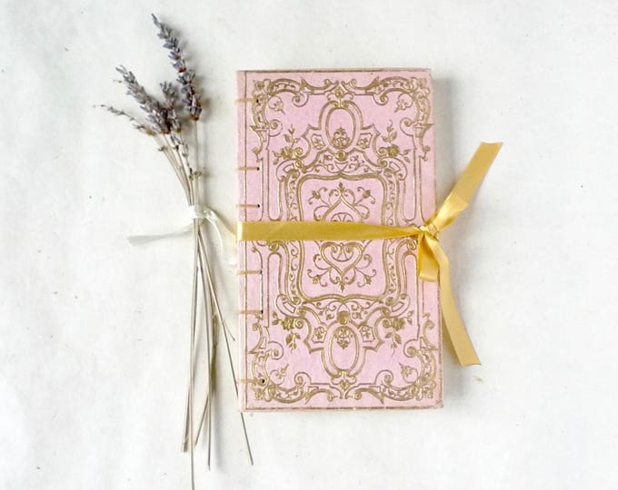 RIBBON OPTION D: Simple Ribbon add on for Spellbinderie Journals and Guestbooks