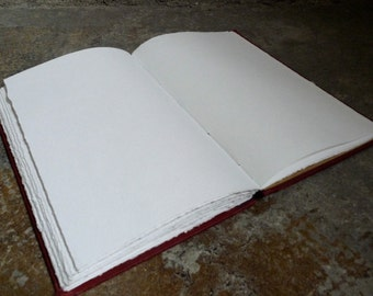 OPTION: Add Extra Pages to add to your Spellbinderie journal or guestbook order