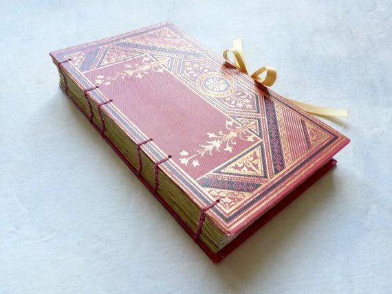 Hollow Book Safe, Wedding Ring Box, Engagement Proposal Idea, Unique Keepsake, Pop the Question Ring Holder, Custom Secret Safe Antique Book