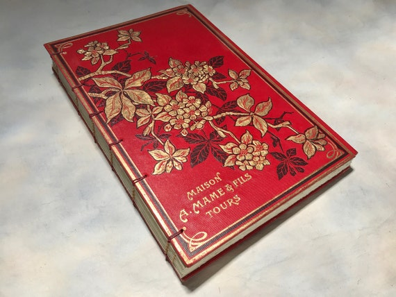 Custom Order Antique Photo Guestbooks, Your Choice of Cover