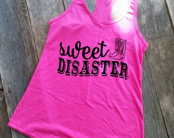 Southern Tank | Sounthern Shirt | Women's Tank | Racerback Tank | Country Gifts | Boot Shirt | Country Shirt | Country Tank