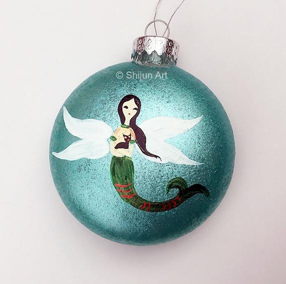 image 0 - Little Mermaid Christmas Ornaments