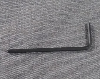 """Hex Key 5/64"""" for Locking Bead Clasp"""