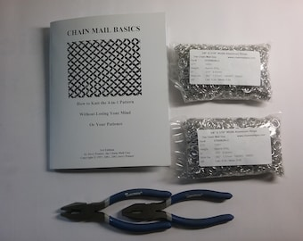Chain Mail Complete Starter Kit - Free Shipping