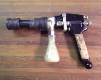 Steampunk Radioactive Ray Gun - One Only, Ever!