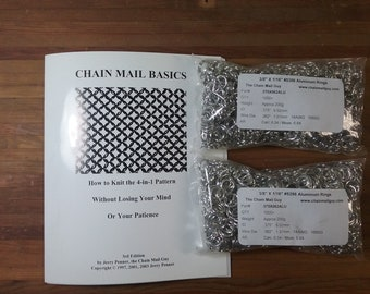 Chain Mail Basic Starter Kit - Free Shipping