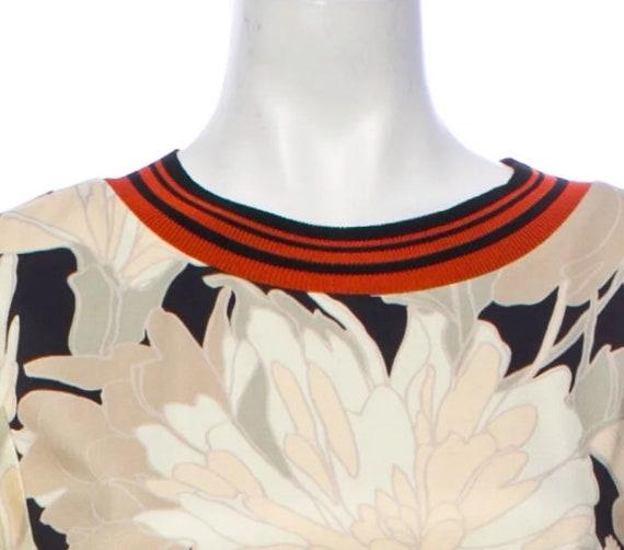 Dries Van Noten Floral Dress