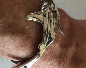 WHALE SHARK BRACELET shark, shark jewelry, shark bracelets
