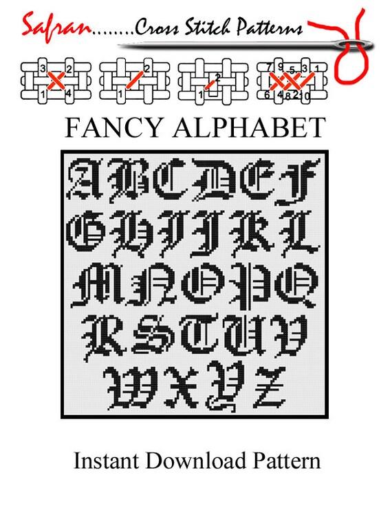 Free fancy alphabet cliparts, download free clip art, free clip.