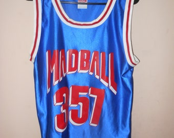 b012f6851517 90s Madball basketball jersey - 357 - NYHC - hardcore band -