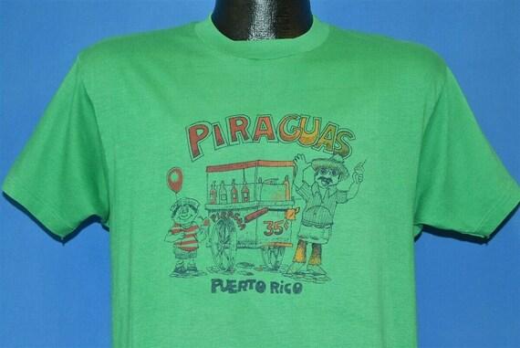 80s Puerto Rico tourist t shirt - Vintage 1980's -