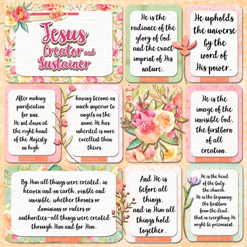 Pocket Bible Journaling
