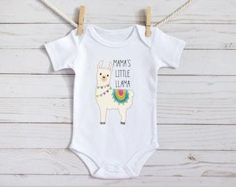 Boho Baby Clothes 1st Birthday Shirt Llama Birthday Onesie\u00ae Llama Shirt Llama Onesie One Baby Bodysuit First Birthday Outfit Girl