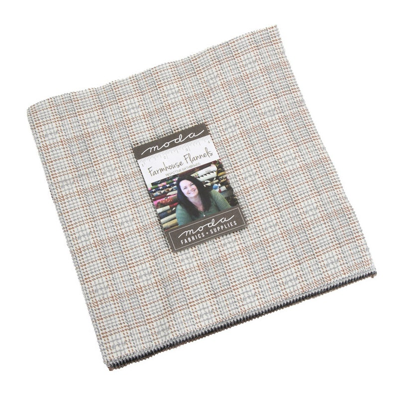 Urban Farmhouse Gatherings Layer Cake 42-10 Precut Fabric Quilt Squares by Primitive Gatherings