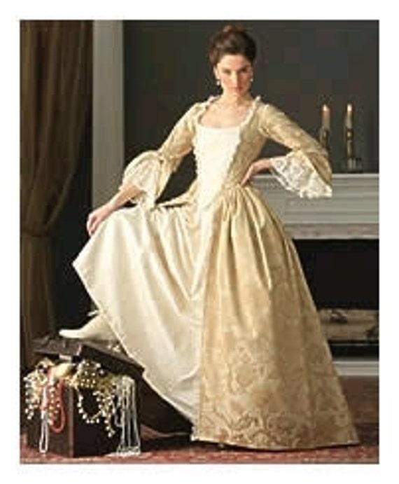 Bridesmaid Marie Antoinette gown Elizabeth swan pirate costume | Etsy