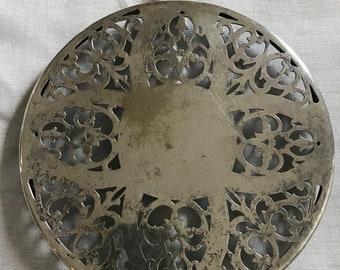Vintage EPNS Silverplate Trivet