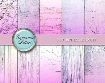 Digital photograpby backdrop Gradient Ombre pink Digital photo background newborn baby girl photography digital backdrop ombre wood