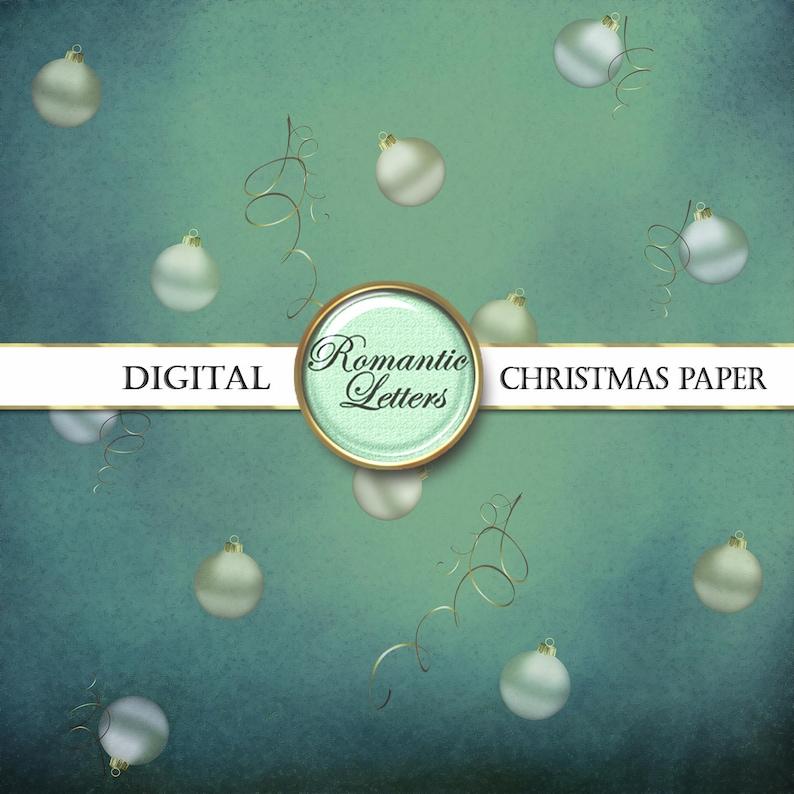 Digital paper pack Christmas digital Christmas printable scrapbooking paper Christmas scrapbook Christmas background Christmas backdrop