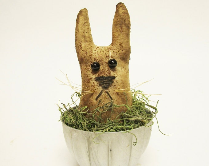 Primitive Rabbit | Easter Bunny | Country Farmhouse Spring Decor