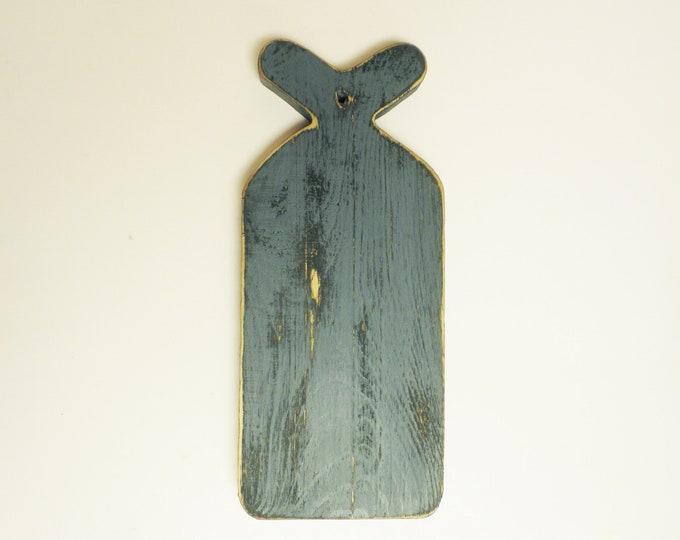 Primitive Riser Kitchen Decor | Table Risers | Decorative Cutting Boards | Punch Needle Boards
