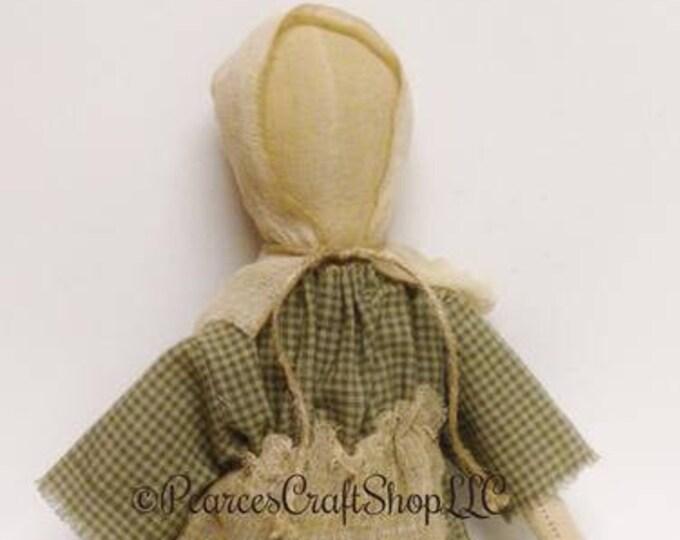 Prairie Doll | Primitive Dolls | Handmade Dolls | Primitive Prairie Dolls | Country Farmhouse Dolls