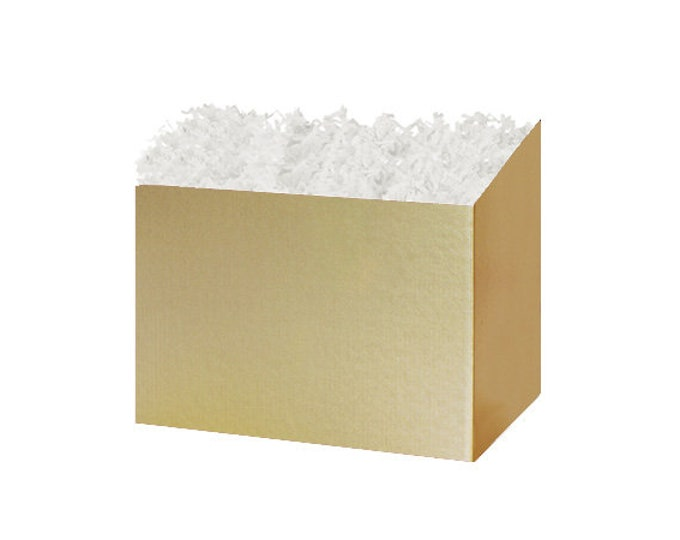 Gold Gift Box   Gift Basket Boxes   Gift Packaging