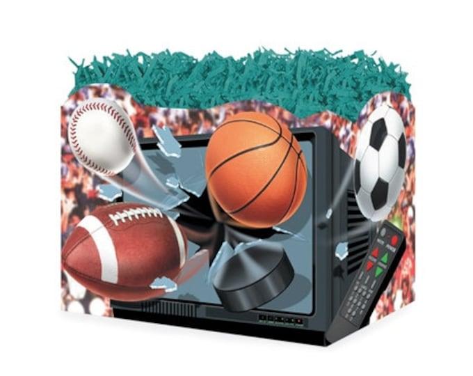 Sports Theme Gift Box | Gift Basket Boxes | Decorative Boxes