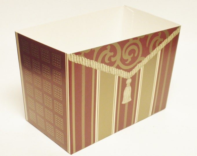Theme Gift Box   Burgundy and Gold Gift Boxes   Special Occasion Gift Boxes