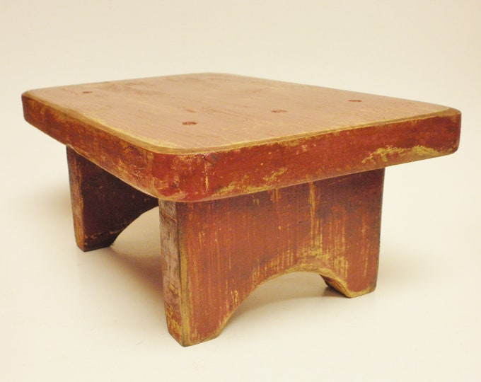 Primitive Riser | Table Risers | Wood Benches | Primitive Benches | Bench Risers | Country Farmhouse Handmade Benches