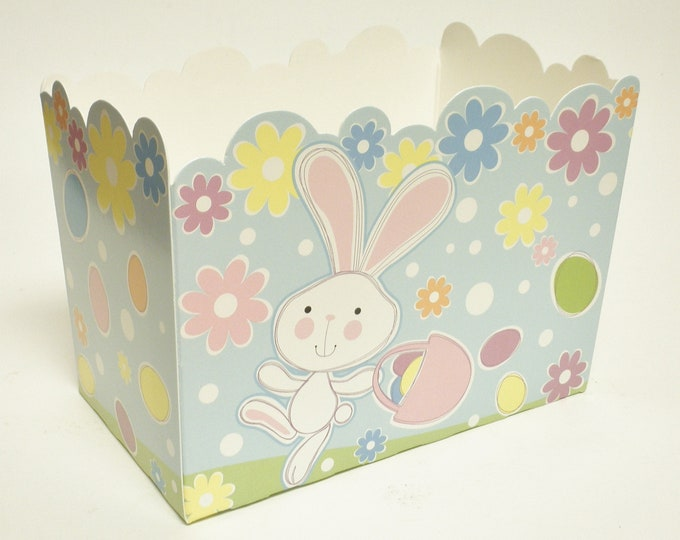 Rabbit Theme Gift Box, Easter Gift Baskets, Bunny Gift Boxes