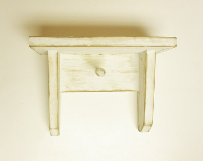 Primitive Peg Shelf   Wood Peg Shelves   Handmade Shelf