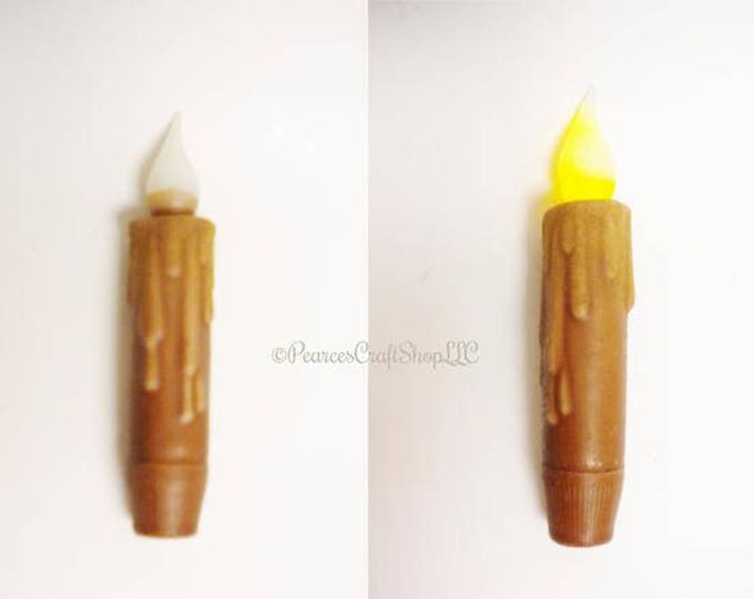 """Grubby 4"""" Timer Taper 