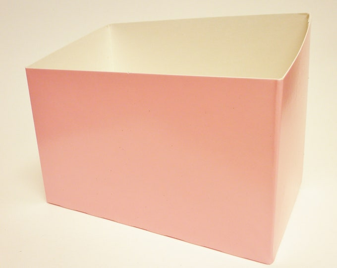 Pink Gift Box | Baby Shower Gift Boxes | Special Occasion Gift Packaging | Gift Basket Boxes