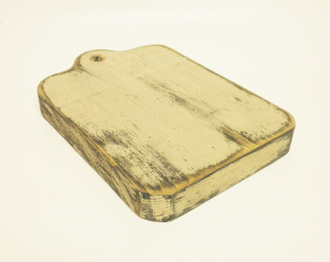 Primitive Table Risers | Wood Punch Needle Boards | Decorative Cutting Boards
