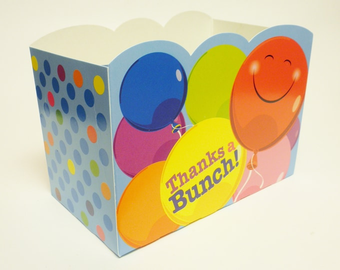 Thanks A Bunch Gift Box   Theme Boxes   Thank You Gift Basket Boxes   Gift Packaging