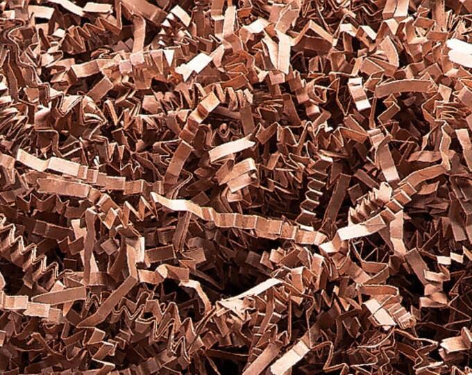 Tan Paper Shred | Primitive Bowl Fillers | Gift Basket Shred