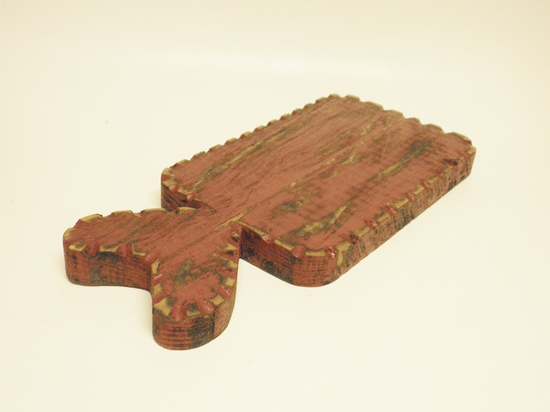 Decorative Cutting Board  Carved Wood Cutting Boards  Table image 0