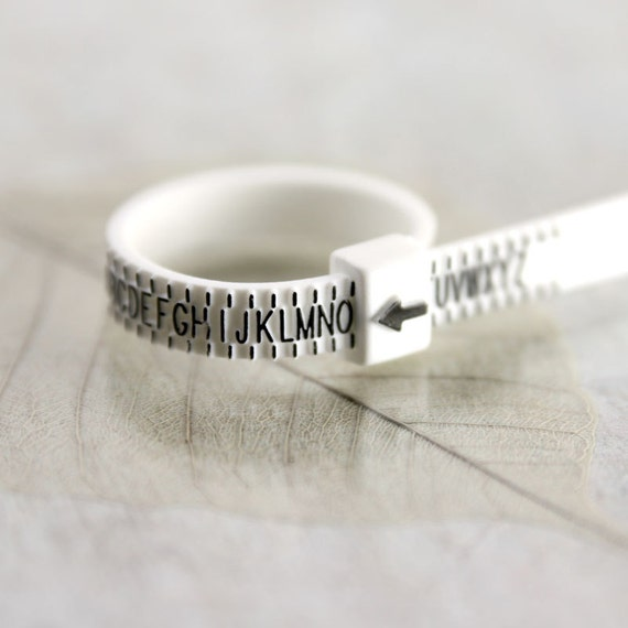 UK Ring Sizer  Know your size