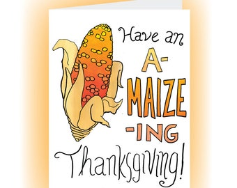 A-maize-ing Thanksgiving