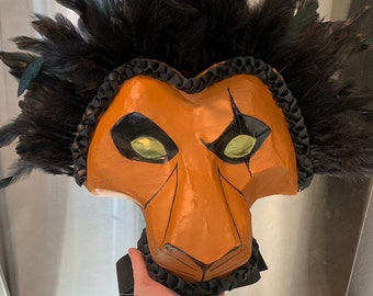 Scar Headdress, Lion King
