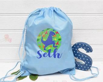 Personalised Gym Bag Kids 949aa12e76e71