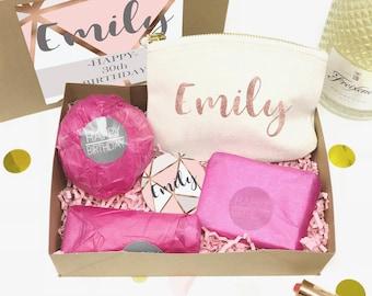 Birthday Gift Box Etsy