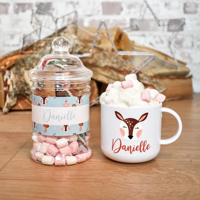 Personalised Hot Chocolate Kit Stocking Fillers Hot image 0