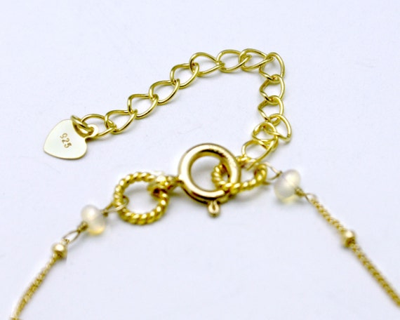 Extender Chain Add On. Gold or Sterling Silver 1.5 Inches. Make Your Necklace or Bracelet Adjustable.