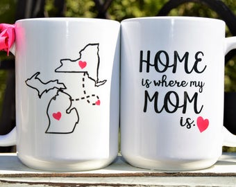 Home Is Where My Mom Etsy