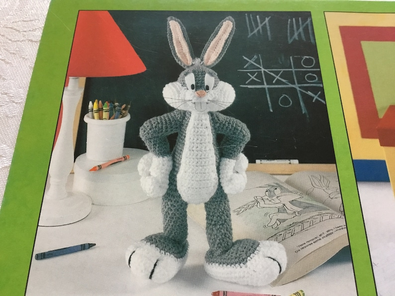BUGS AND PALS Crochet Book
