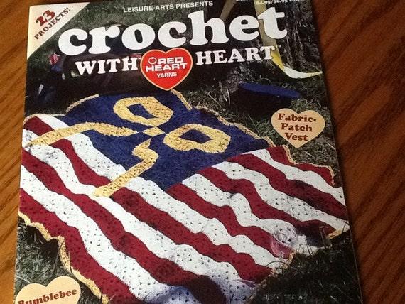 Leisure Arts Crochet Magazine Crochet Patterns Only